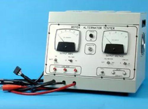 Alternator & Generator Tester Model 06-1275