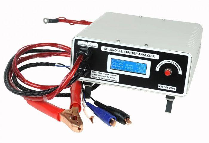 Starter and Solenoid Analyzer Model 06-2000